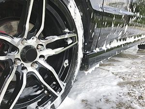 Car washing and detailing